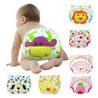 1 Pack Unisex Baby kids Training Pants Girls Boys Cartoon Cloth Diapers Washable