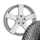 4x Winteraluräder VW Caddy 2KN 225/55 R16 95H Continental *