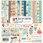 Echo Park Paper Carta Bella Collection Kit 12X12 Metropolitan Girl