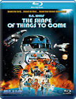 HG Wells The Shape of Things to Come Blu ray Jack Palance Science Fiction