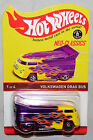 2016 Hot Wheels RLC VW DRAG BUS Neo Classics Series 14 UNSPUN RIVET ERROR