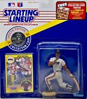 1991 - MLB / Starting Lineup - Kevin Mitchell - San Francisco Giants - Set