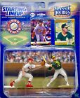 1999 - Starting Lineup / Classic Doubles - Mark McGwire : Cardinals / A's - Set