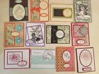 12 Handmade Cards SYMPATHY GET WELL THINKING OF YOU Stampin Up+++