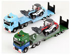 NEW Diecast Truck Low Loader  Compact Loader Model Construction Set 150 scale