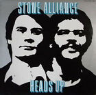 STONE ALLIANCE Heads Up QSCA-1026 CD JAPAN 2005 OBI