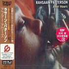 RAHSAAN PATTERSON After Hours 10CB 11055 CD JAPAN 2004 NEW