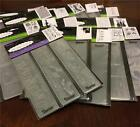 Darice Embossing Folders Many Designs  Sizes to Choose From 494 569 SET A