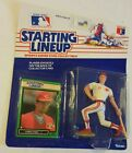 1989 Chris Sabo Reds Starting Lineup In Package