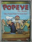 Popeye the Sailor - When Popeye Ruled the Seven Seas (DVD, 2002) - Brand New