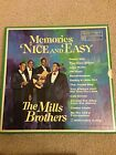 Readers Digest THE MILLS BROTHERS Memories NICE and EASY 6 LP BOX SET EX EX