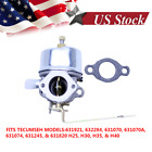 High Performance CARBURETOR Replaces Tecumseh 631921 Fit Models H25 30 35 40