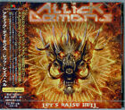 ATTICK DEMONS Let'S Raise Hell RBNCD-1222 CD JAPAN 2017 NEW