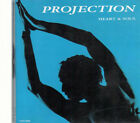 PROJECTION Heart & Soul TOCP-6606 Maxi-Single JAPAN 1990 NEW