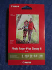 CANON PHOTO PAPER PLUS HIGH GLOSSY II 4X6 100 SHEETS