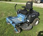 Dixon Ram 50 Zero Turn Mower 22HP Gas ZTR Serviced and ready to MOW