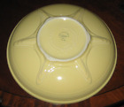 Fiesta 500 Presentation Bowl Fruit Bowl Yellow 11.5
