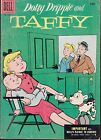 FOUR COLOR 646 1955 DELL DOTTY DRIPPLE AND TAFFY 1ST APP CARTOON HUMORFN