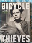 Promo Book THE BICYCLE THIEVES a film by Vittorio De Sica
