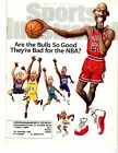 Sports Illustrated MICHAEL JORDAN cover - March 10, 1997