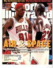 Sports Illustrated MICHAEL JORDAN cover - October 23, 1995
