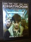 CHATROOM -- Aaron Taylor-Johnson, Imogen Poots - DVD - FREE SHIPPING!