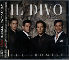 IL DIVO The Promise BVCP-25168-9 CD JAPAN 2008 NEW