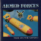 ARMED FORCES Take On The Nation PSCW-1080 CD JAPAN OBI