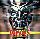DEMONS Soundtrack CD JAPAN ONLY 1986 VDP-1087 Saxon Pretty Maids Accept