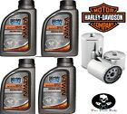 HARLEY-DAVIDSON® Sportster 1200 Nightster XL1200N® 2007–2012 Oil Filter 170C Kit