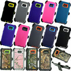 Defender Case  Belt Clip for Galaxy S6 S7  Edge Holster fits Otterbox S8 S8+