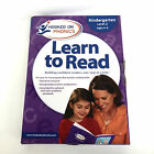 Learn to Read Hooked on Phonics Kindergarten Building Confident Readers
