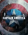CHRIS EVANS Captain America: The First Avenger [ 3D S Blu-ray JAPAN 2012 OBI