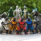 10 Godzilla Action Figures Kids Display Figurines Play Set Cake Decor Topper Toy