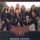 WRAITH Danger Calling JAPAN CD PCCY-01080 1997