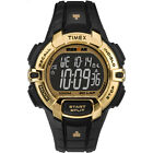 Timex IRONMAN Rugged 30 Full-Size | Gold / Black | Sport Watch TW5M06300
