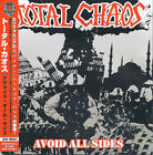 TOTAL CHAOS Avoid All Sides PRISON152-2 CD JAPAN 2008 NEW