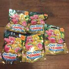 New Care Bears & Cousins Collectible Figure Blind Bag Lot of 5