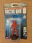 DOCTOR WHO Zygon No23 Action Figure By EAGLEMOSS Collections