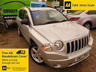 2007 Jeep Compass 20CRD Limited FINANCE THIS CAR WITH US