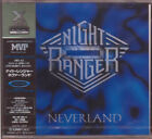 NIGHT RANGER Neverland XRCN-1297 NEW JAPAN 1997 CD 1ST PRESS SEALED/NEW