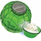 YayLabs Play and Freeze Ice Cream Ball Ice Cream Maker Pint Green