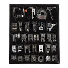 Sewing Machine Presser Foot Set Kit Feet Brother Singer Domestic Janome 32pcs