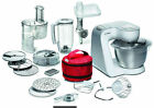 BOSCH MUM54270DE Food Processor Styline White Silver 900W 3.9L White Genuine New