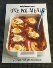 WEIGHT WATCHERS ONE POT MEALS 160 FAST FRESH NO FUSS MEALS 80 GLUTEN FREE