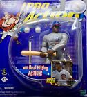 1998 - Starting Lineup - Pro Action - Sammy Sosa Real Hitting Action Figure OOP