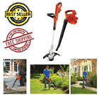 Black Decker 20V MAX Li-Ion String Trimmer and Sweeper Combo Kit LCC300 New