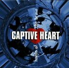 CAPTIVE HEART - Home of the Brave / New CD 1996 / U.S. 90's Hard Rock AOR