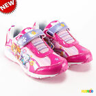 Paw Patrol Girls Flower Run Light Up Pink  Purple Sneakers Shoes Size 11