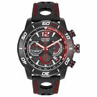 Citizen Eco-Drive Men's CA4085-08E Primo Stingray Chronograph Red Accents Watch